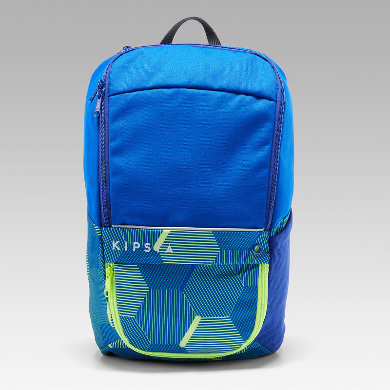 17-Litre Backpack Essential - Blue/Yellow