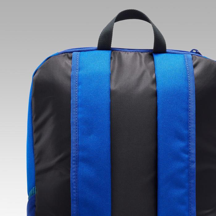 Sac à dos Classic 17 litres bleu et jaune