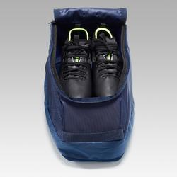 Schoenentas marineblauw