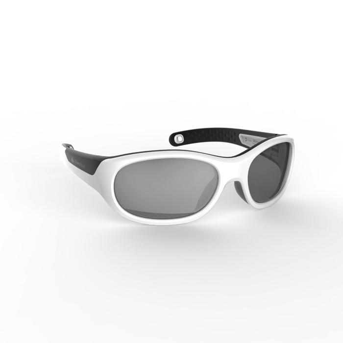 MH K140 Children's Cat4 Polarized Hiking Sunglasses 5-6 Years - White