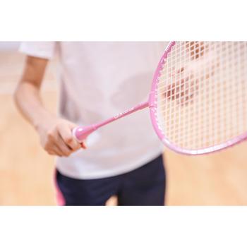 Badmintonschläger BR 100 Kinder Mädchen pink