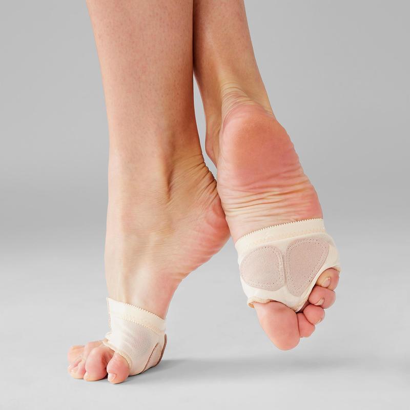 Modern Jazz and Modern Dance Toe Pads - Beige