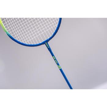 Badmintonracket voor kinderen BR 100 blauw/geel