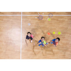 Lot Raquettes De Badminton Enfant BR Discover - Rouge/Bleu