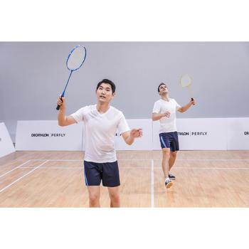 Set de 2 Raquettes De Badminton Adulte BR 100 Starter - Jaune/Bleu