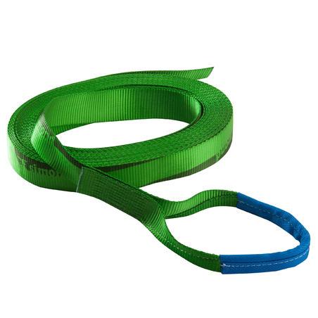 Slackline 15 Mètres Vert