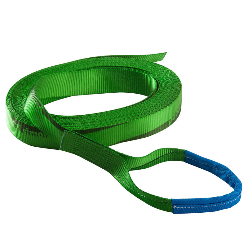 เชือกสำหรับเดินไต่ 15 เมตร (สีเขียว)
