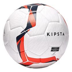 9590b3bf4b7dc Balón de Fútbol Kipsta F100 light talla 4 blanco naranja y azul