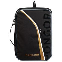 FUNDA DE PALA DE PING PONG TTC 900 NEGRO ORO