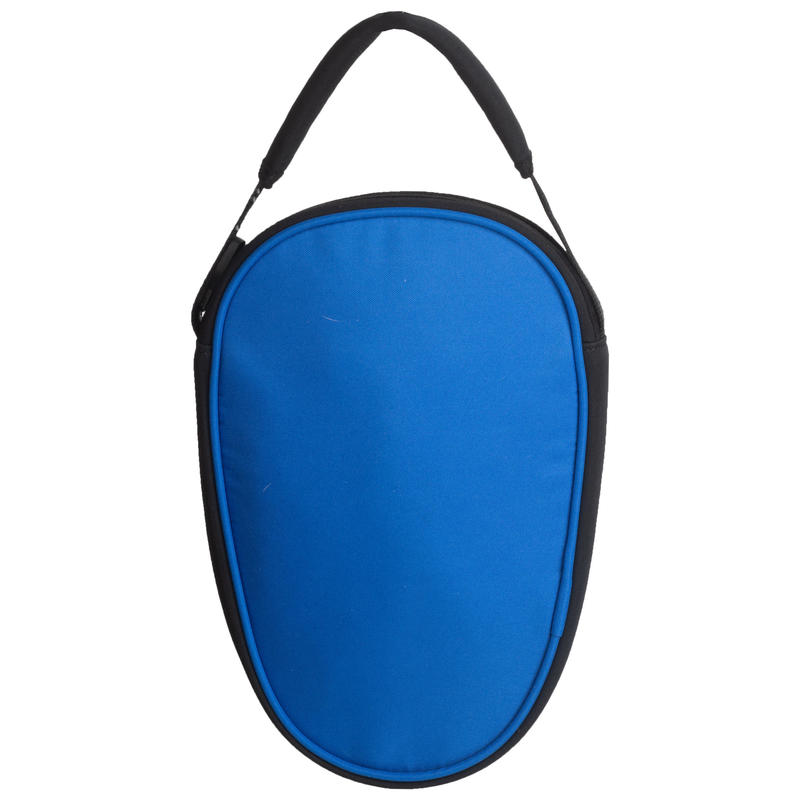 TTC 160 Table Tennis Bat Cover - Blue