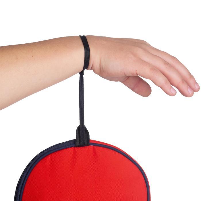 桌球拍套TTC 130-紅色