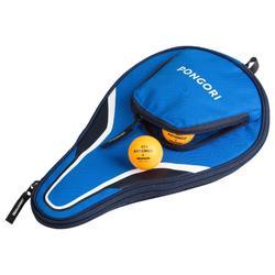 Schlägerhülle Tischtennis TTC130 blau