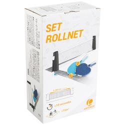 RED SET ROLLNET DOS PALAS 1 RED 2 PELOTAS