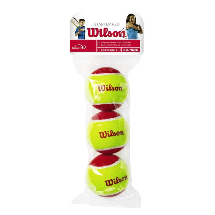Wilson Red Ball X3