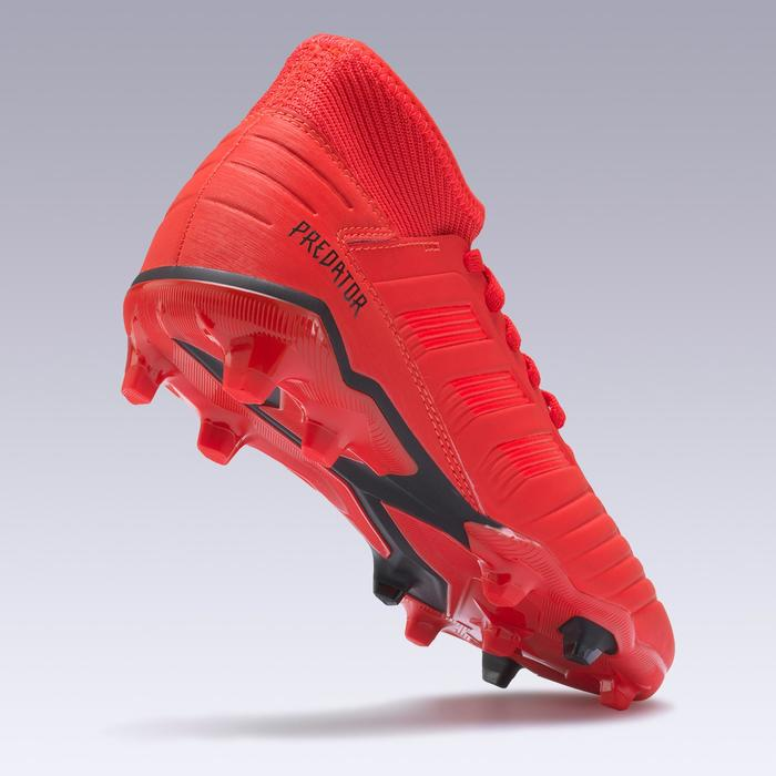 best service d6b0c d0c0c Voetbalschoenen voor kinderen Predator 19.3 FG rood
