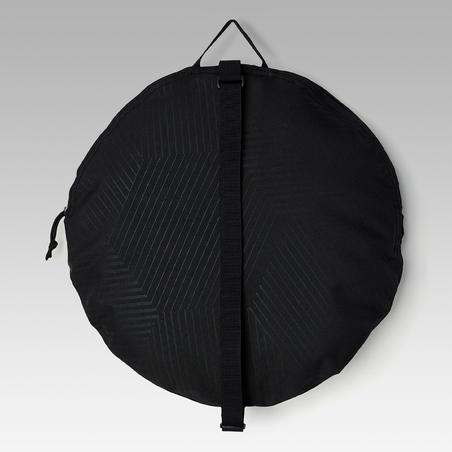 NG100S Pop-up Football Goal - Black