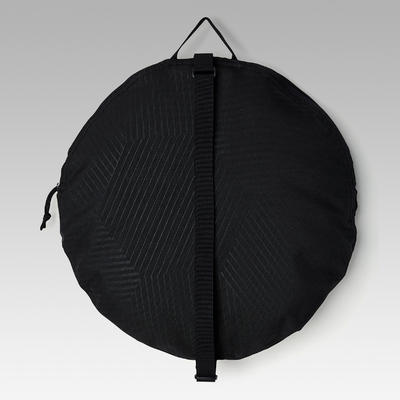 Розкладні футбольні ворота NG100S - Чорні