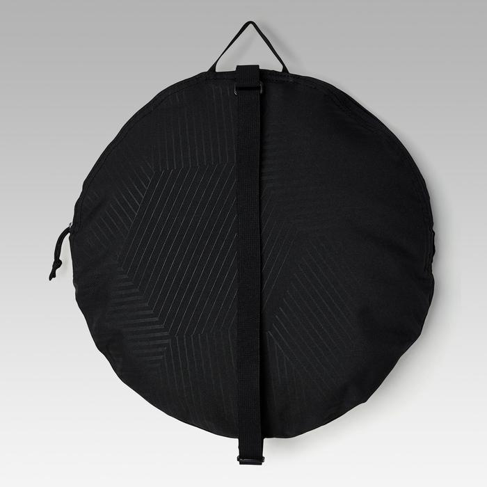 Pop-upvoetbaldoel NG100S zwart