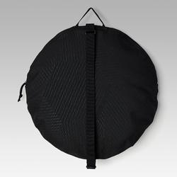 Portería de fútbol autodesplegable NG100S negro