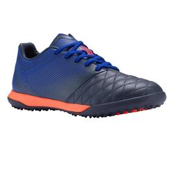 Agility 540 HG Kids Hard Pitch Football Boots - Black/Blue