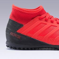 Botas Fútbol Adidas Predator 18.3 HG Niño Rojo Negro