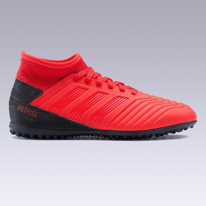 Voetbalschoenen volwassenen Predator 18.3 HG rood