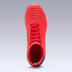 Fußballschuhe Nocken Predator 18.3 HG Erwachsene rot