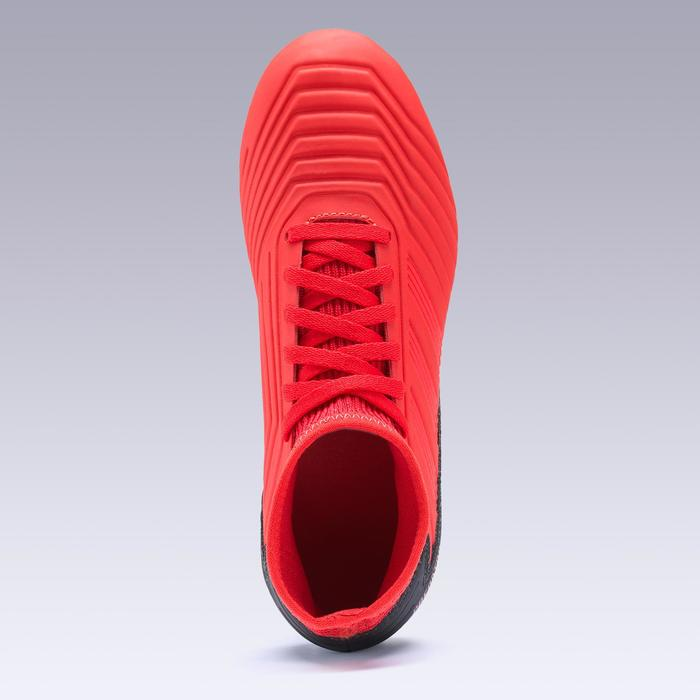 Voetbalschoenen kind Predator 19.3 TF rood