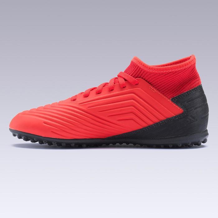 Chaussure de football enfant Predator 18.3 HG rouge