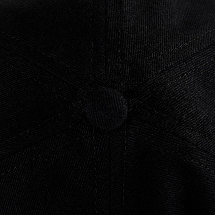 Casquette W100 boy GYM ENFANT noir imprimé