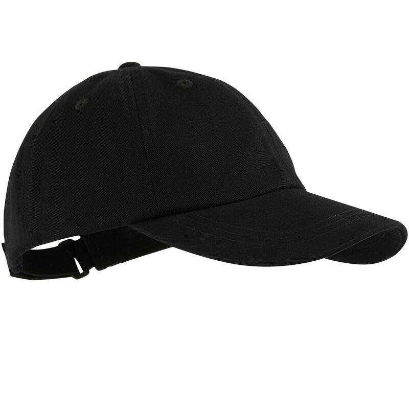 Șapcă W100 Educație Fizică Negru Băieți