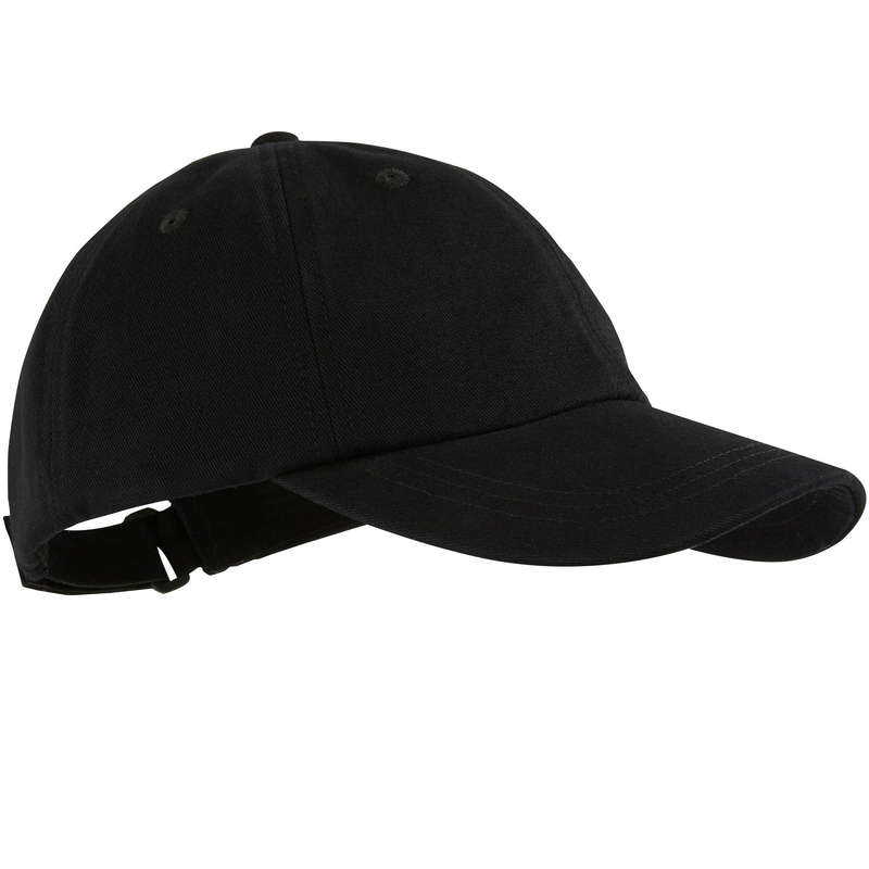 BOY EDUCATIONAL GYM APPAREL Clothing  Accessories - Boys' Gym Cap W100 - Black DOMYOS - Clothing  Accessories