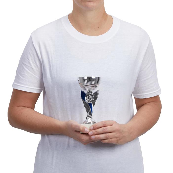 Pokal C130 silber/blau