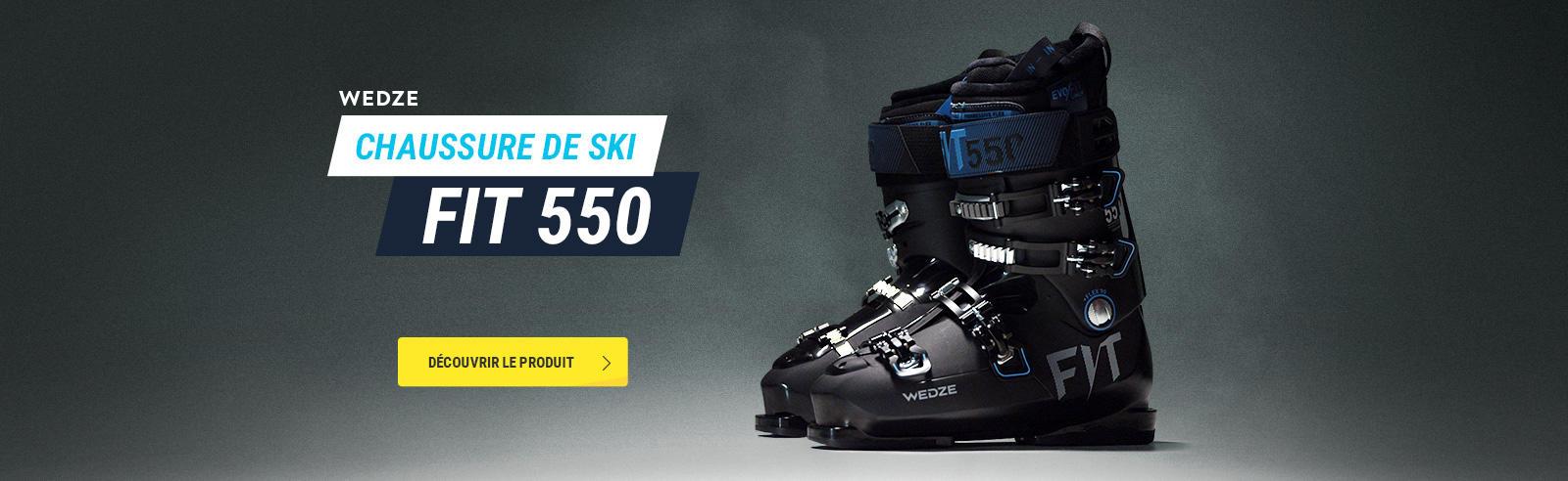 chaussure de ski FIT 550
