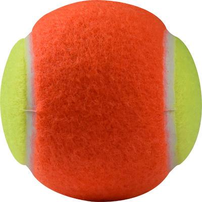 عبوة من ثلاث كرات تنس TB110 - برتقالي