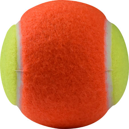 Tennis Ball Tri-Pack TB110 - Orange