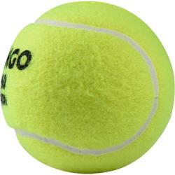 Tennisballen TB160 3 stuks geel