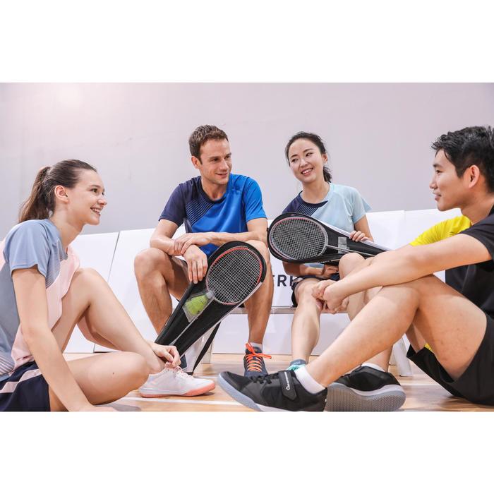 Raquette De Badminton Adulte BR190 Partner - Orange Foncé