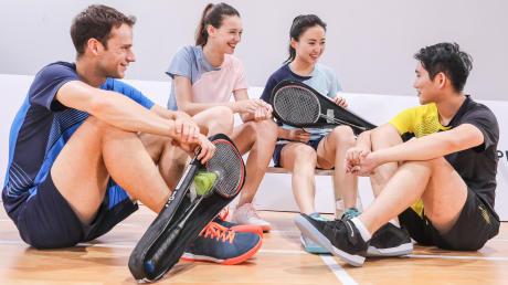bienfait badminton convivialité
