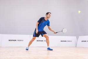 apprendre le badminton