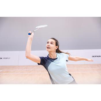 Raquette De Badminton Adulte BR 190 - Bleu/Argent