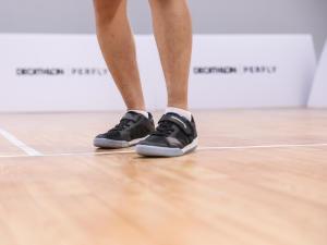 選擇合適的羽球鞋