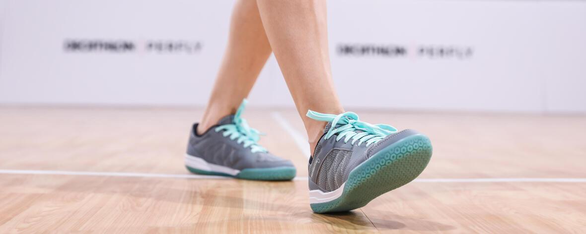 耐磨羽球鞋
