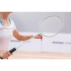 ADULT BADMINTON RACKET BR 100 MINT