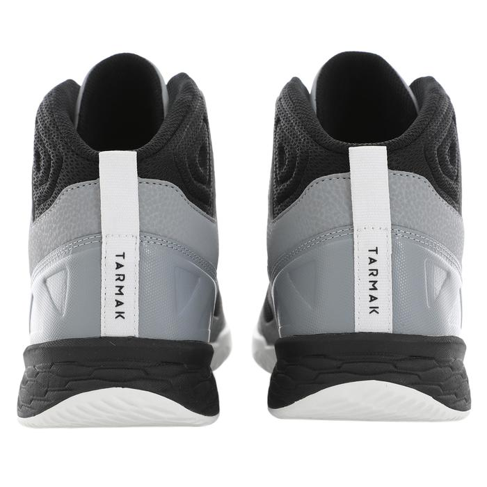 CHAUSSURE BASKETBALL POUR ADULTE H/F DEBUTANT gris