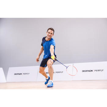 Badmintonschläger BR 190 Erwachsene blau/rot