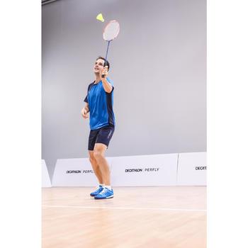 Raquette De Badminton Adulte BR190 - Bleu/Rouge