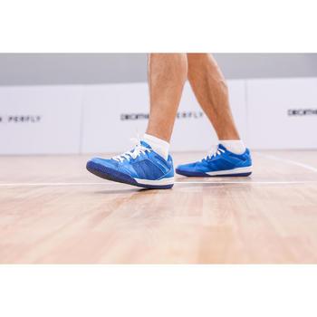 Badmintonschoenen voor heren BS190 blauw