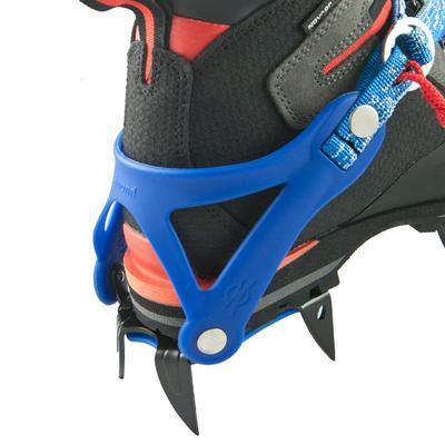 CRAMPONES de alpinismo 10 puntas - CAIMAN 2 CORREAS