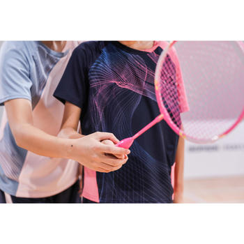 兒童款好握羽球拍BR 160-粉紅色
